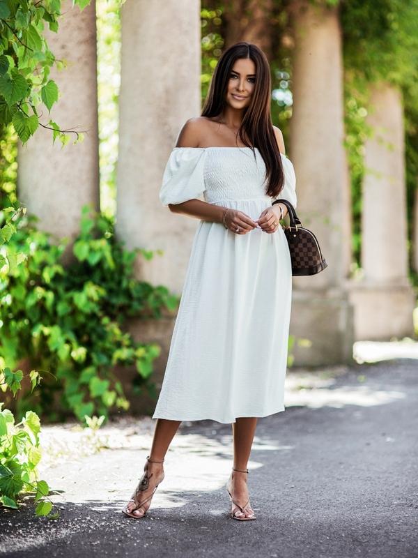 Sukienka Lady Biała