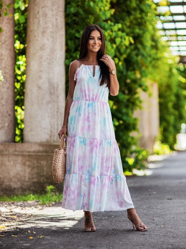 Sukienka Carella Biała