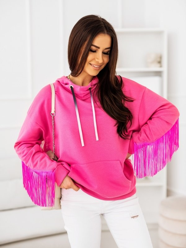 Bluza Fiesta Różowa