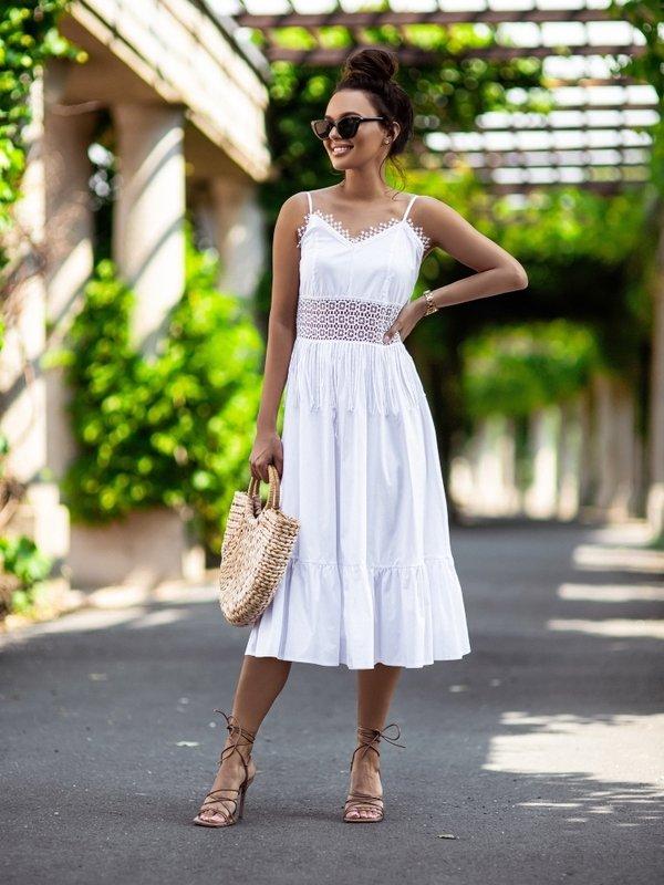 Sukienka Agama Biała
