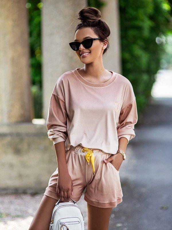 Bluza Severe Karmelowa