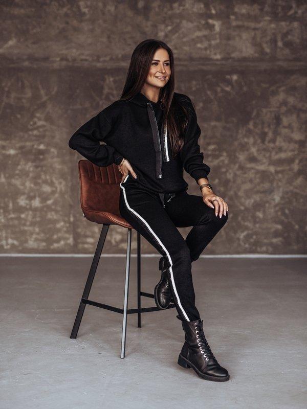 Spodnie Camise Czarne