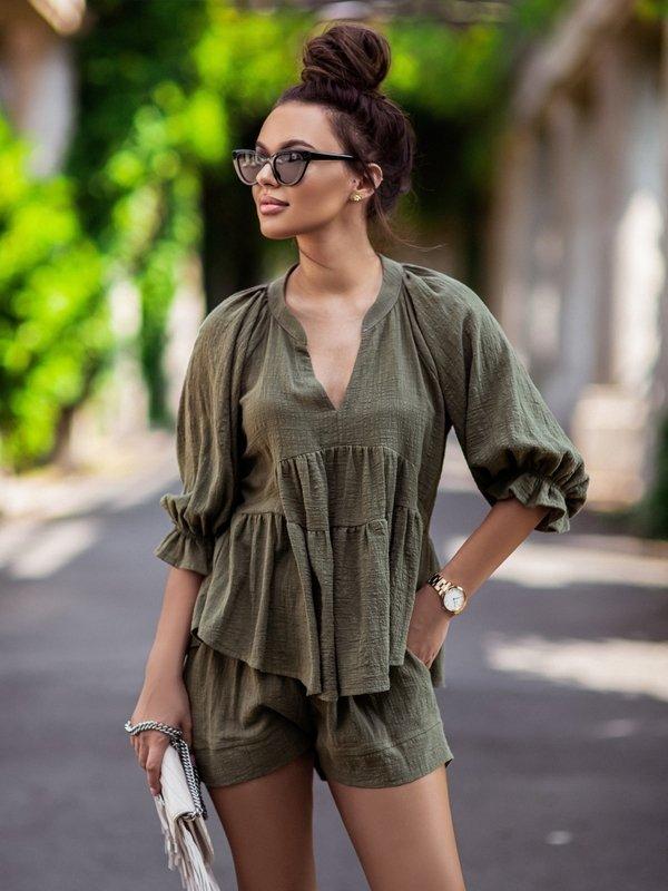 Koszula Tiria Khaki