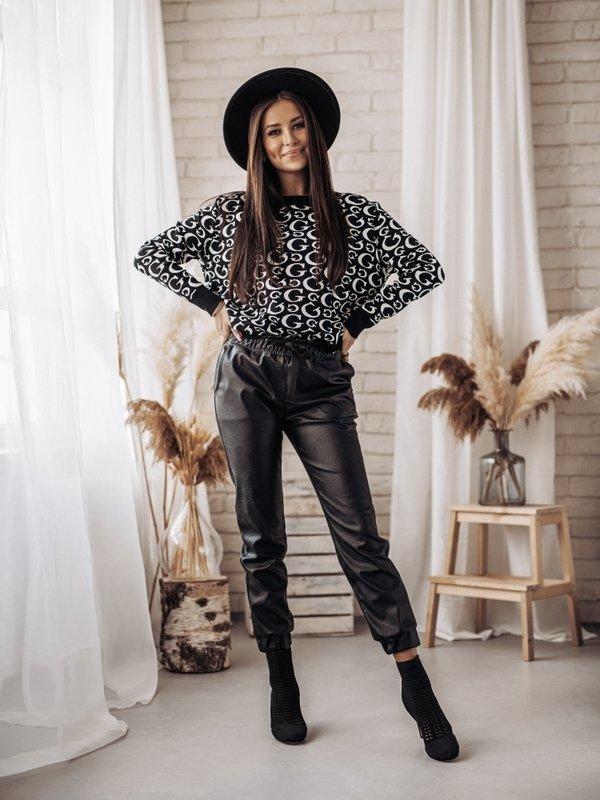 Spodnie Camaro Czarne