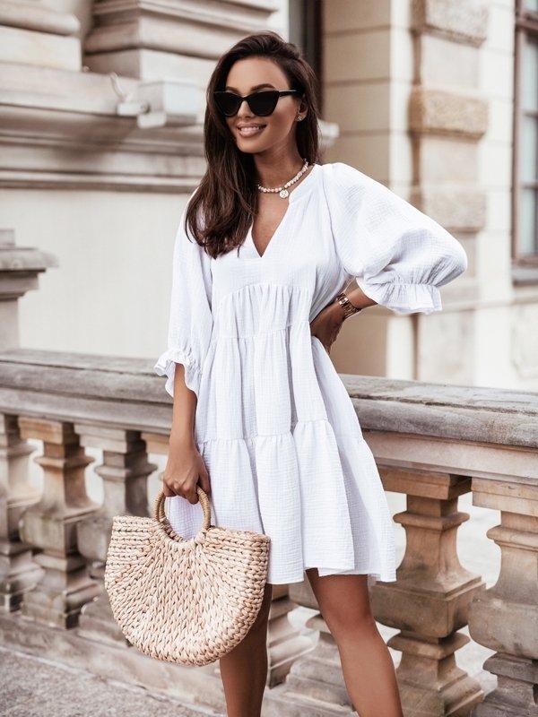 Sukienka Giulia Biała