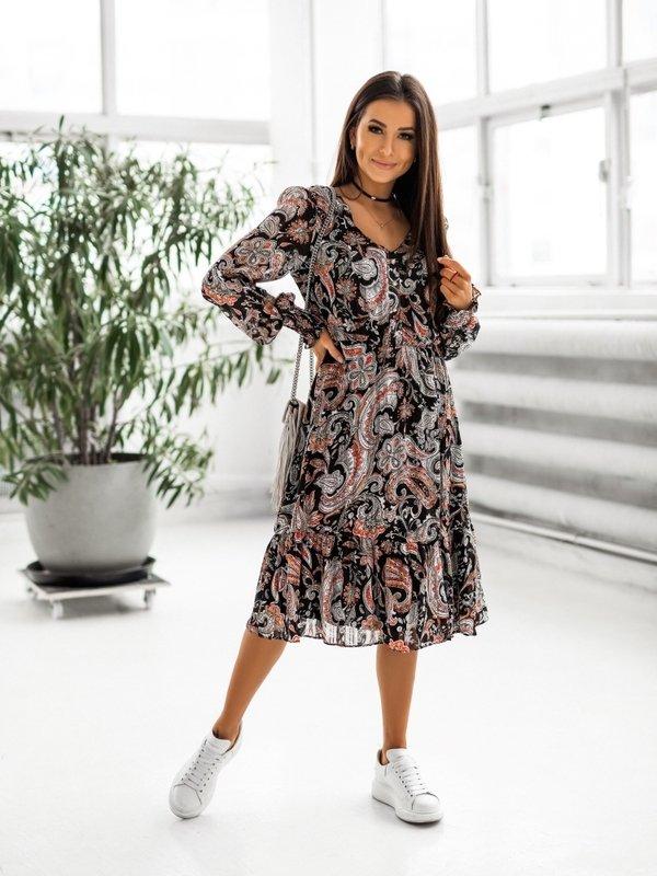 Sukienka Seja Czarna