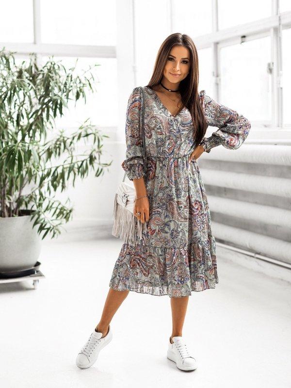 Sukienka Seja Miętowa