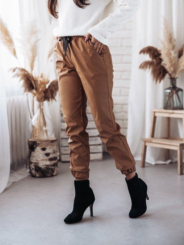 Spodnie Camaro Karmelowe