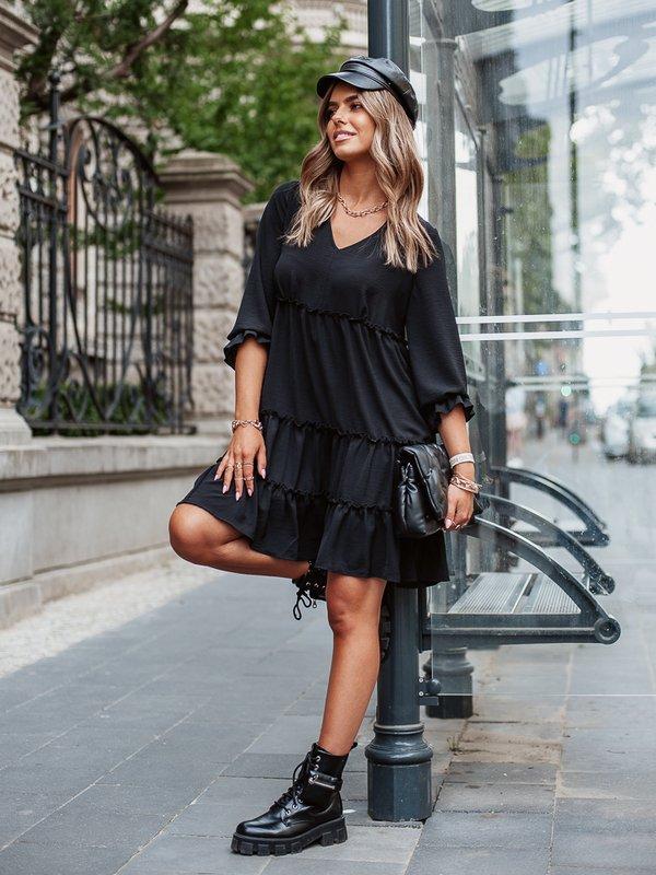 Sukienka Adora Czarna