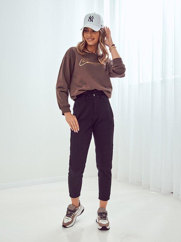 Spodnie Barbados Czarne