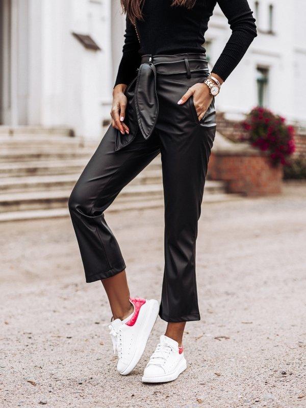 Spodnie Share Czarne