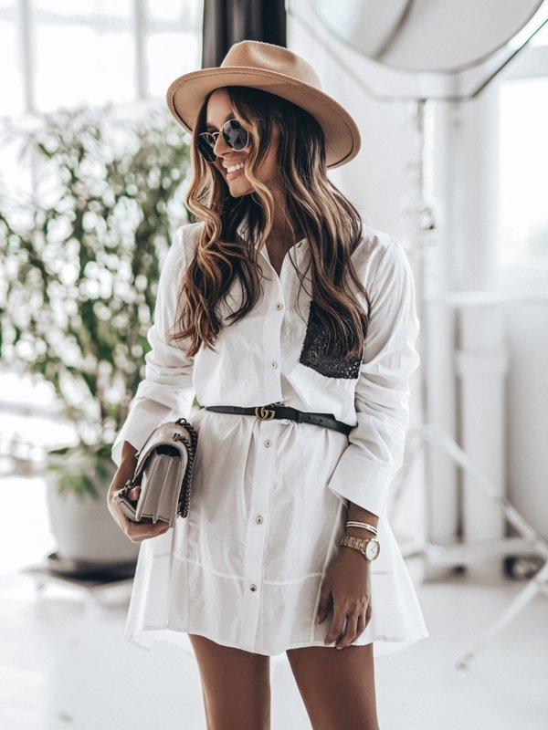 Sukienka Tamisa Biała