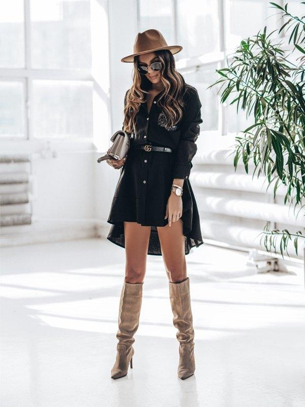 Sukienka Tamisa Czarna
