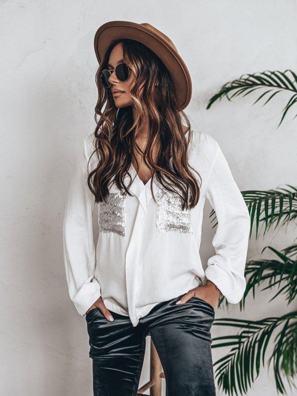 Koszula Marisol Biała