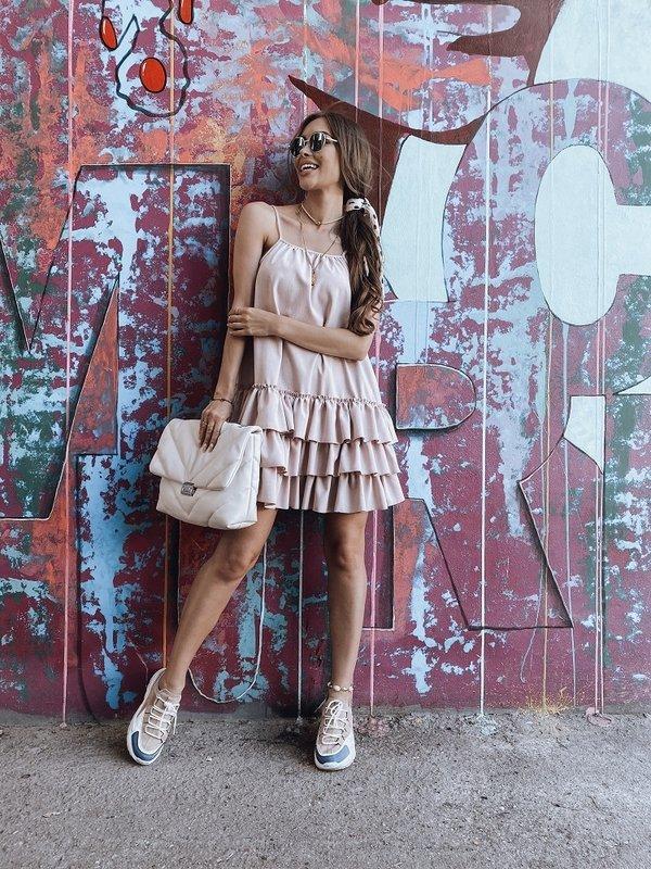 Sukienka Bianca Różowa