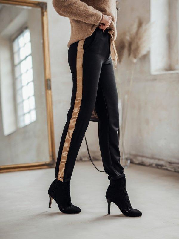 Spodnie Biriam Czarne