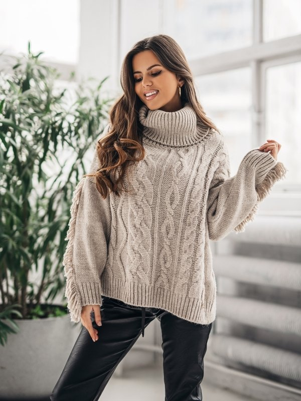 Sweter Hiver Beżowy
