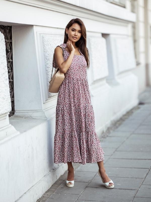Sukienka Gemma Czerwona