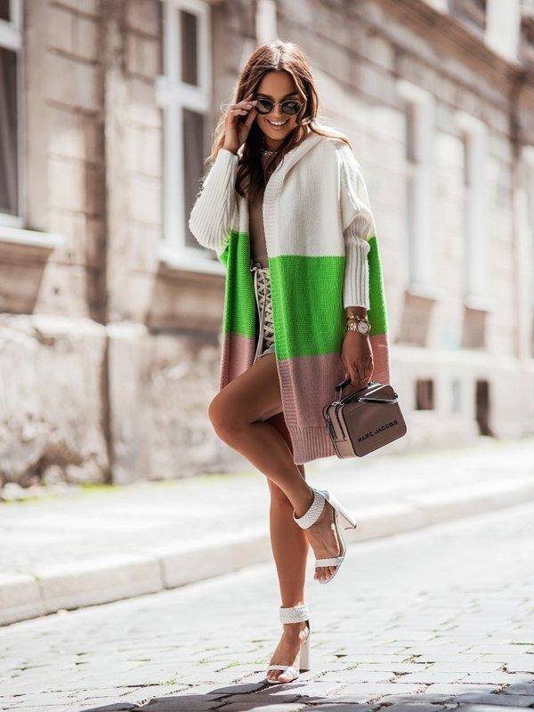 Sweter Otilla Zielony