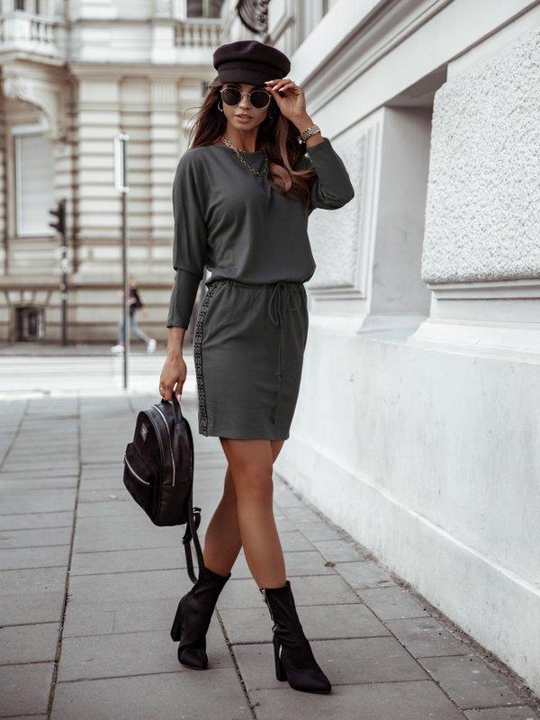 Sukienka Jodie Khaki