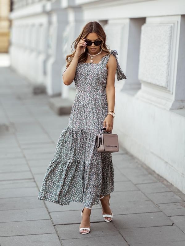 Sukienka Gemma Zielona
