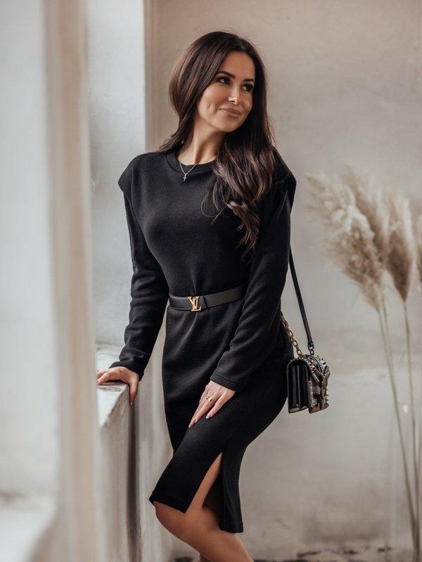Sukienka Mavrone Czarna