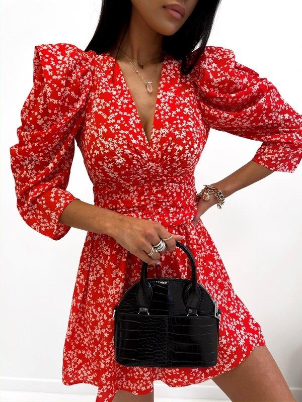 Sukienka Cheryl Czerwona