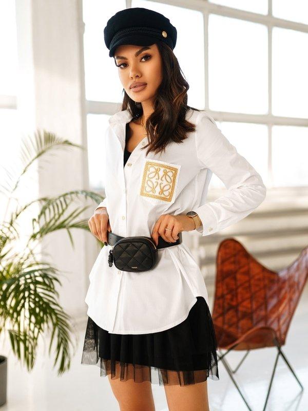 Koszula Jaden Biała