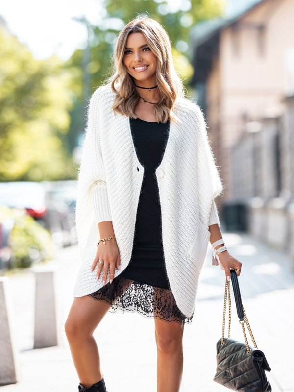 Sweter Canion Kremowy