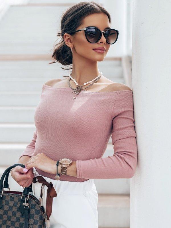 Body Slim Różowe