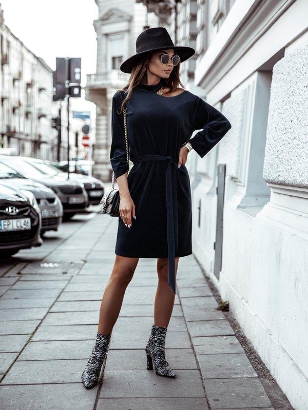 Sukienka Marita Czarna