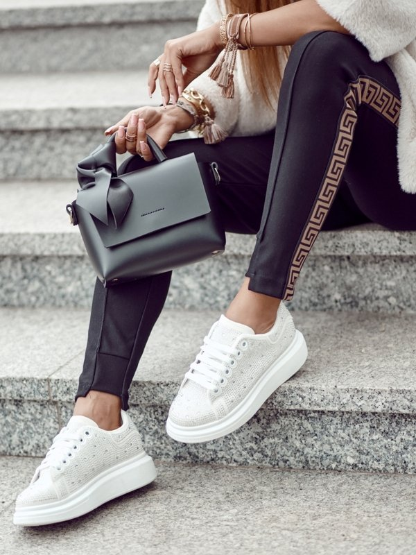 Sneakersy Bruno Białe