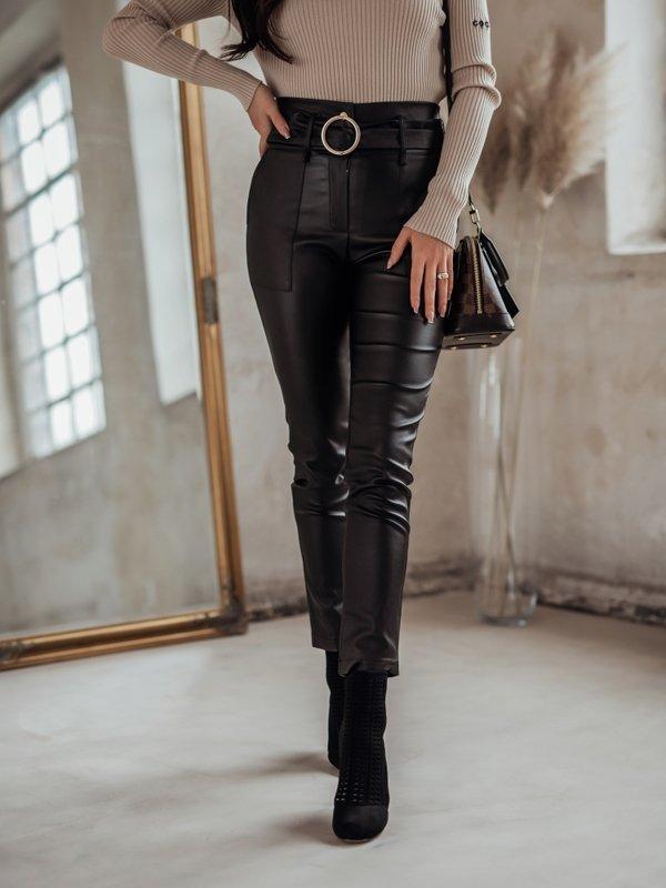 Spodnie Sabbie Czarne