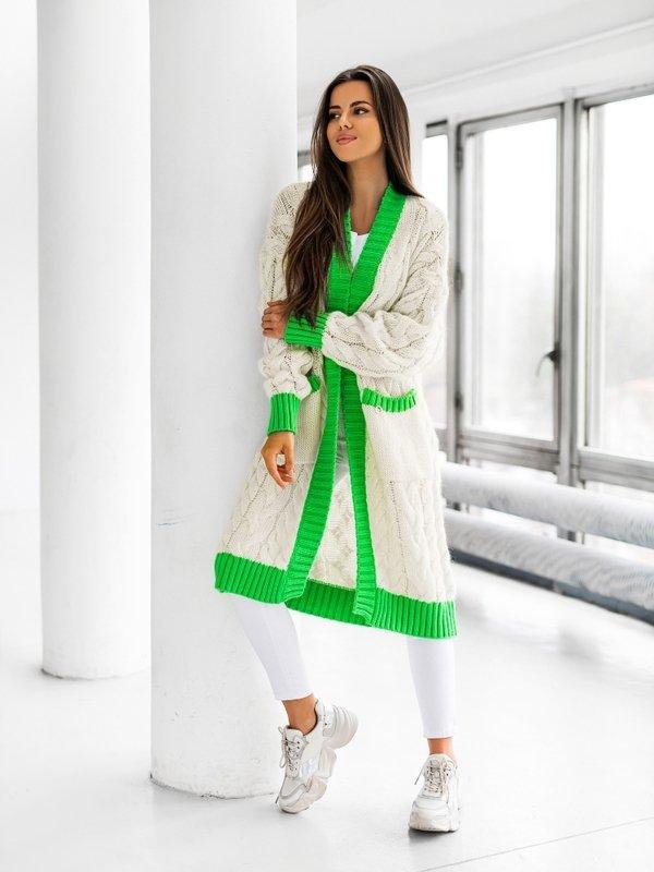 Sweter Carlina Zielony