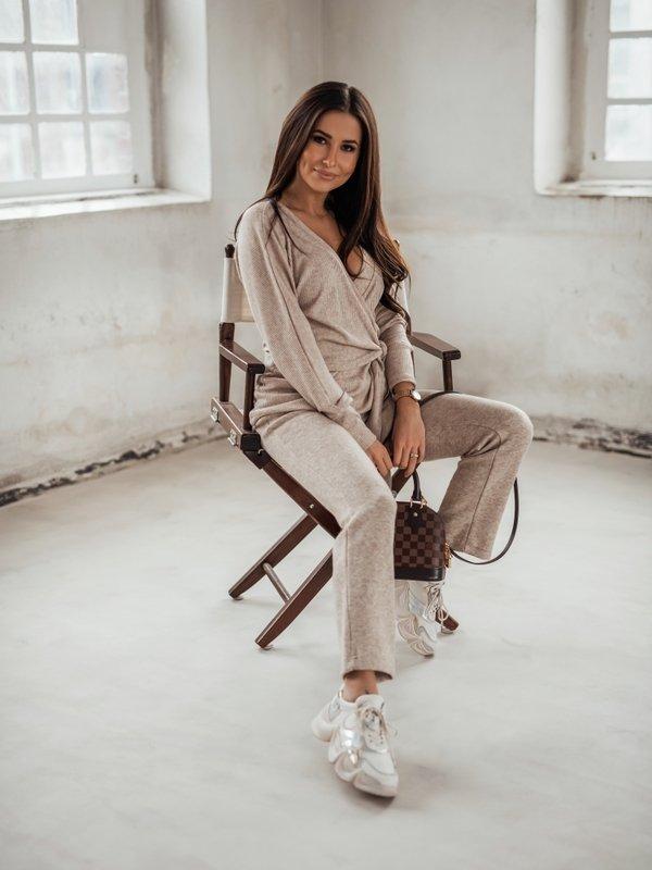 Bluzka Paja Beżowa