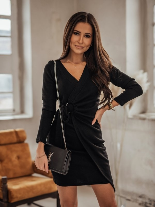 Sukienka Estetica Czarna