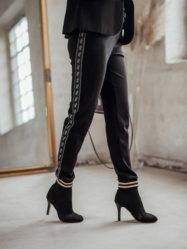 Spodnie Etero Czarne