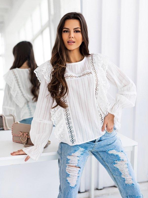 Koszula Sydney Kremowa