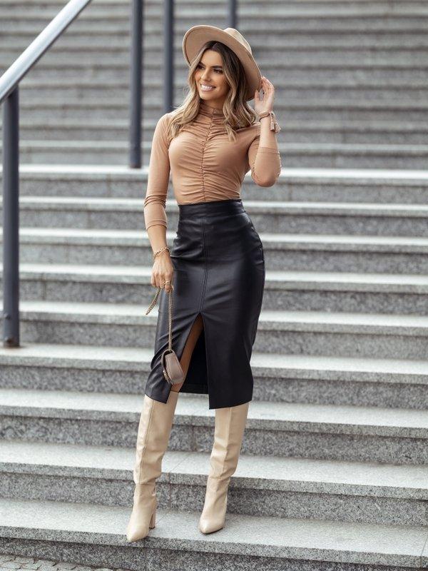 Spódnica Tahani Czarna