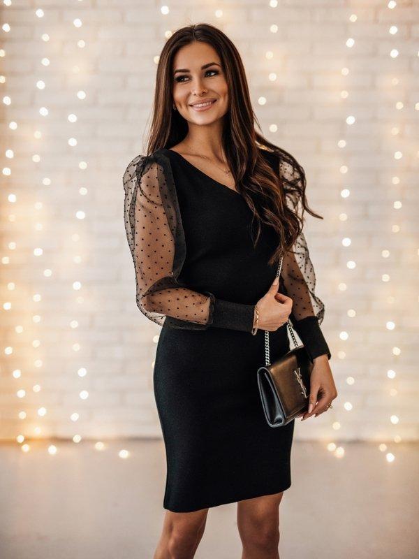 Sukienka Conga Czarna