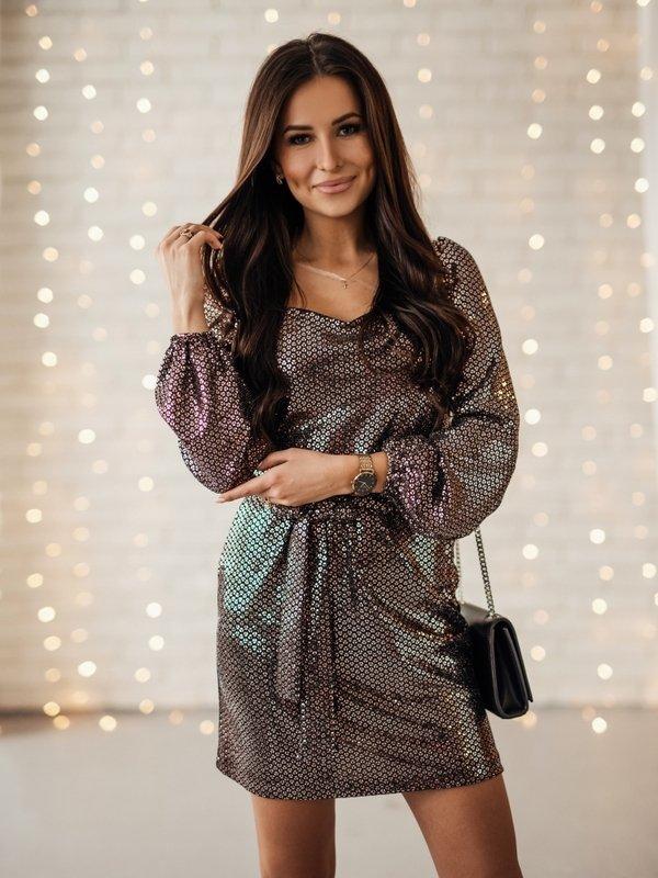 Sukienka Ganesh Czarna