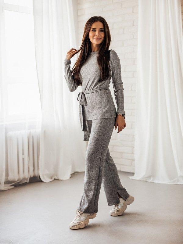 Spodnie Electra Szare