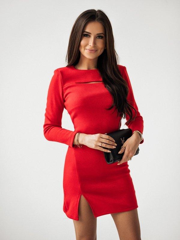 Sukienka Bravis Czerwona