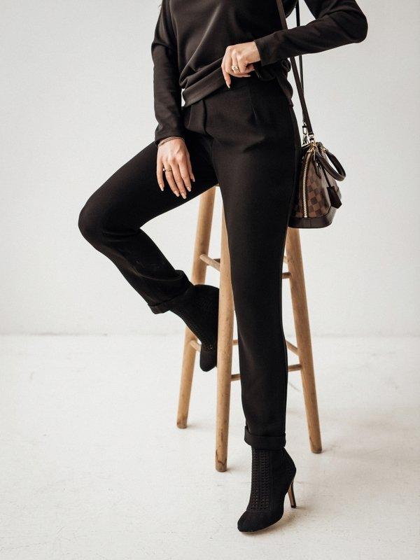 Spodnie Classo Czarne