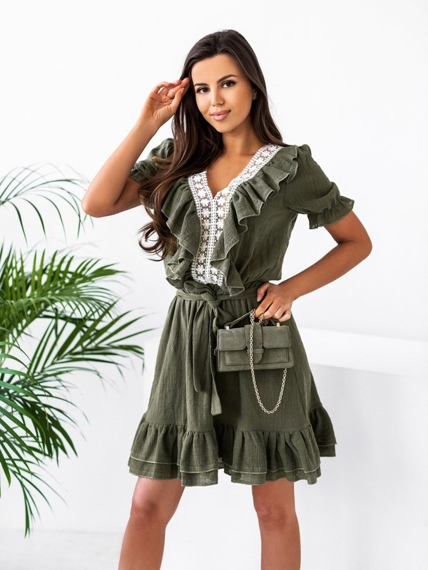 Sukienka Lucinda Khaki