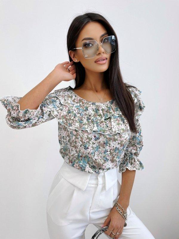 Bluzka Luna Khaki