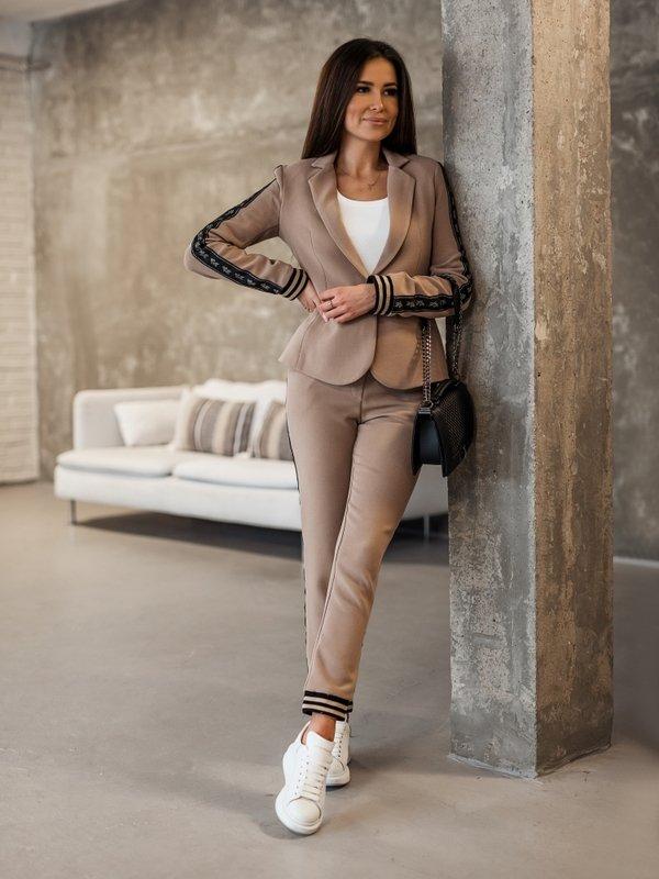 Spodnie Iveta Latte