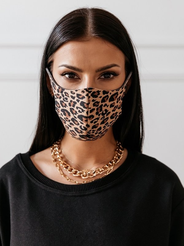 Maska Ochronna Panther 3szt.