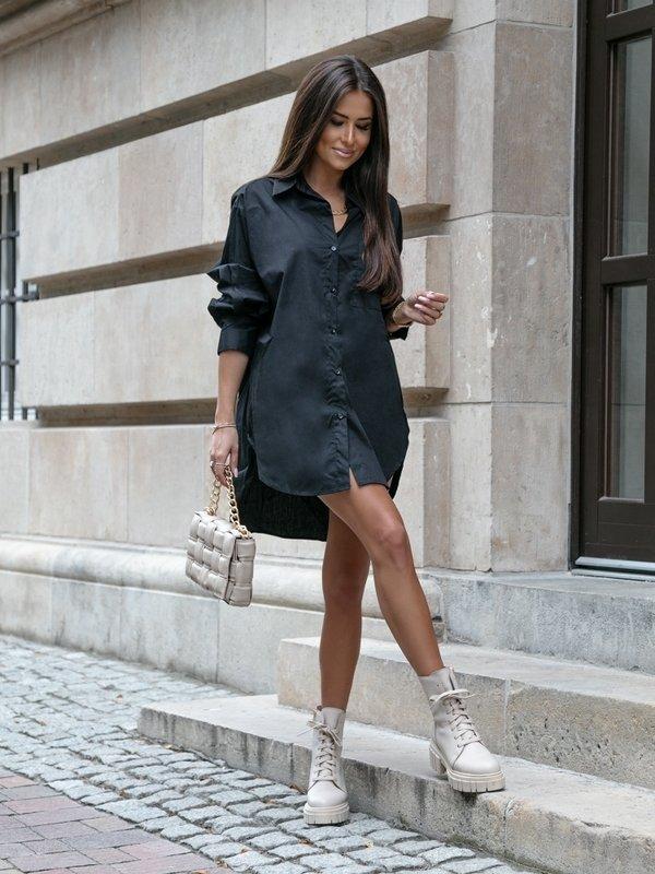 Sukienka Stone Czarna