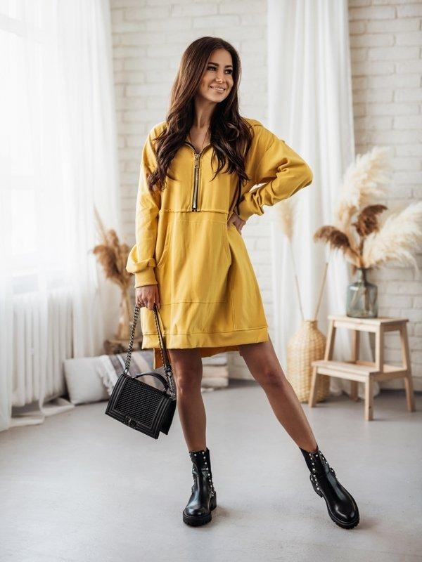 Sukienka Bliss Żółta